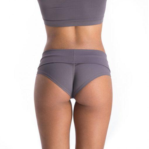 Pull Up & Down Shorts grau (2)