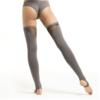 Poledancerka Leg Warmers grau