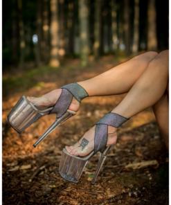 Heel Heldin Ankle Keeper silber