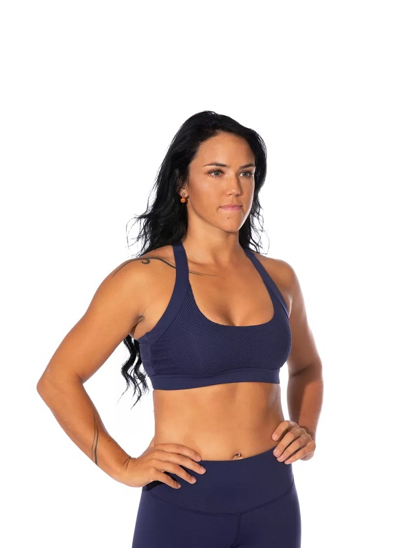 Classic Sports Bra navy blue