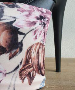 Heel Heldin Heelcover Nude Base Floral