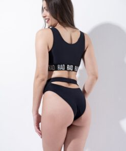 RAD Polewear Bahari Bottom Black Eco
