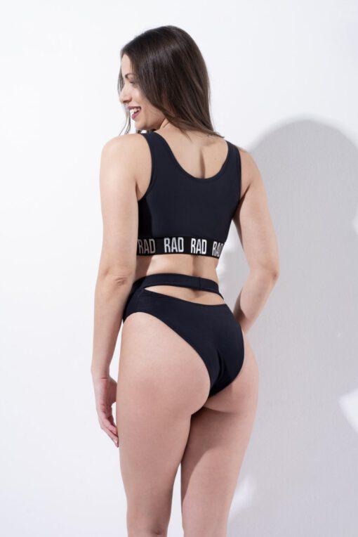 RAD Polewear Bahari Bottom Black Eco