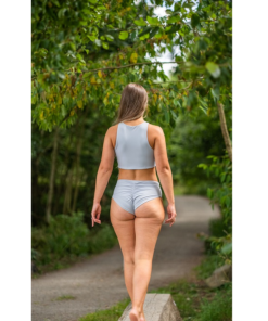Karma Polewear Bottom Cloudy Grey