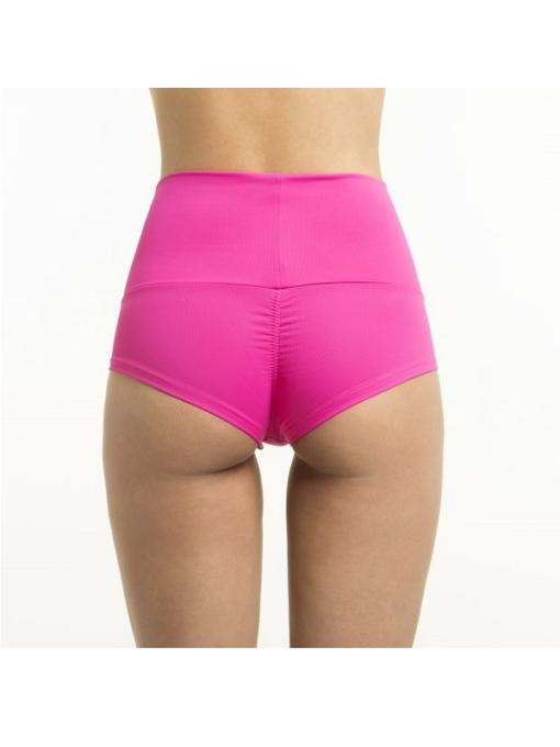 Poledancerka Pull Up & Down Shorts pink