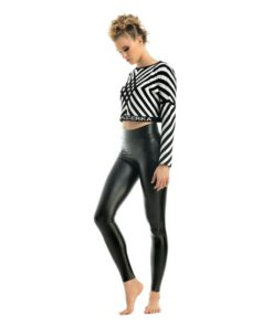 Poledancerka Unique Grippy Leggings