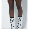 RAD Polewear Poledance Socken weiß